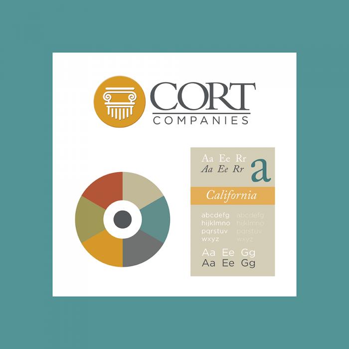 Cort Companies — BRANDING