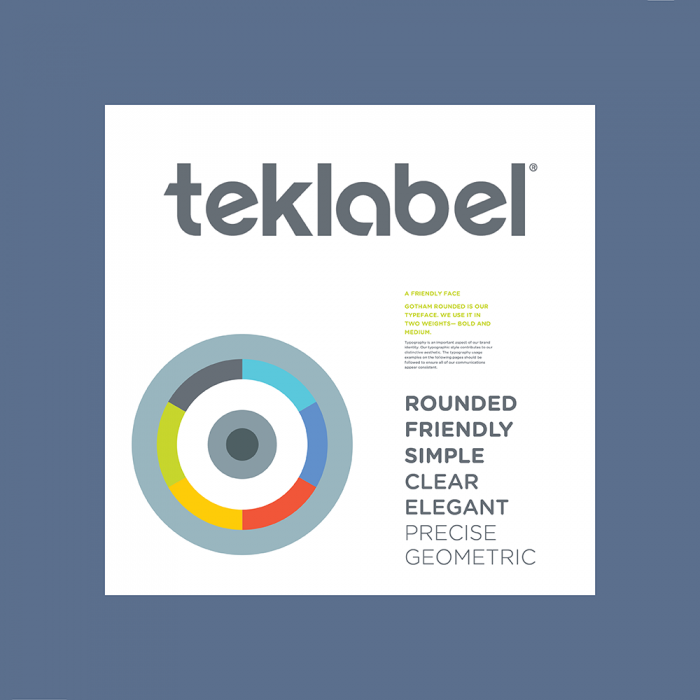 teklabel — BRANDING